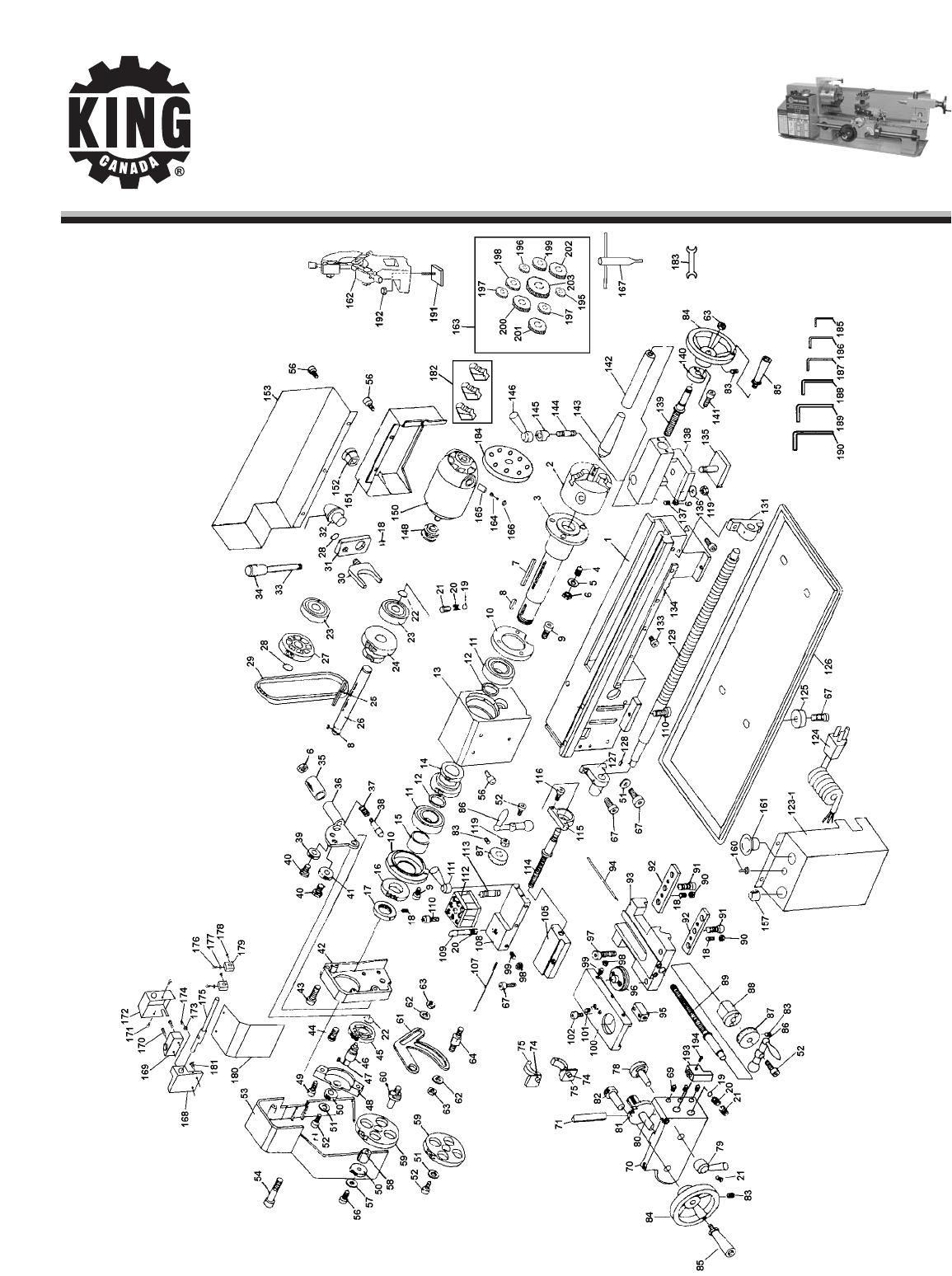 Opération manuelle de tour atlas pdf