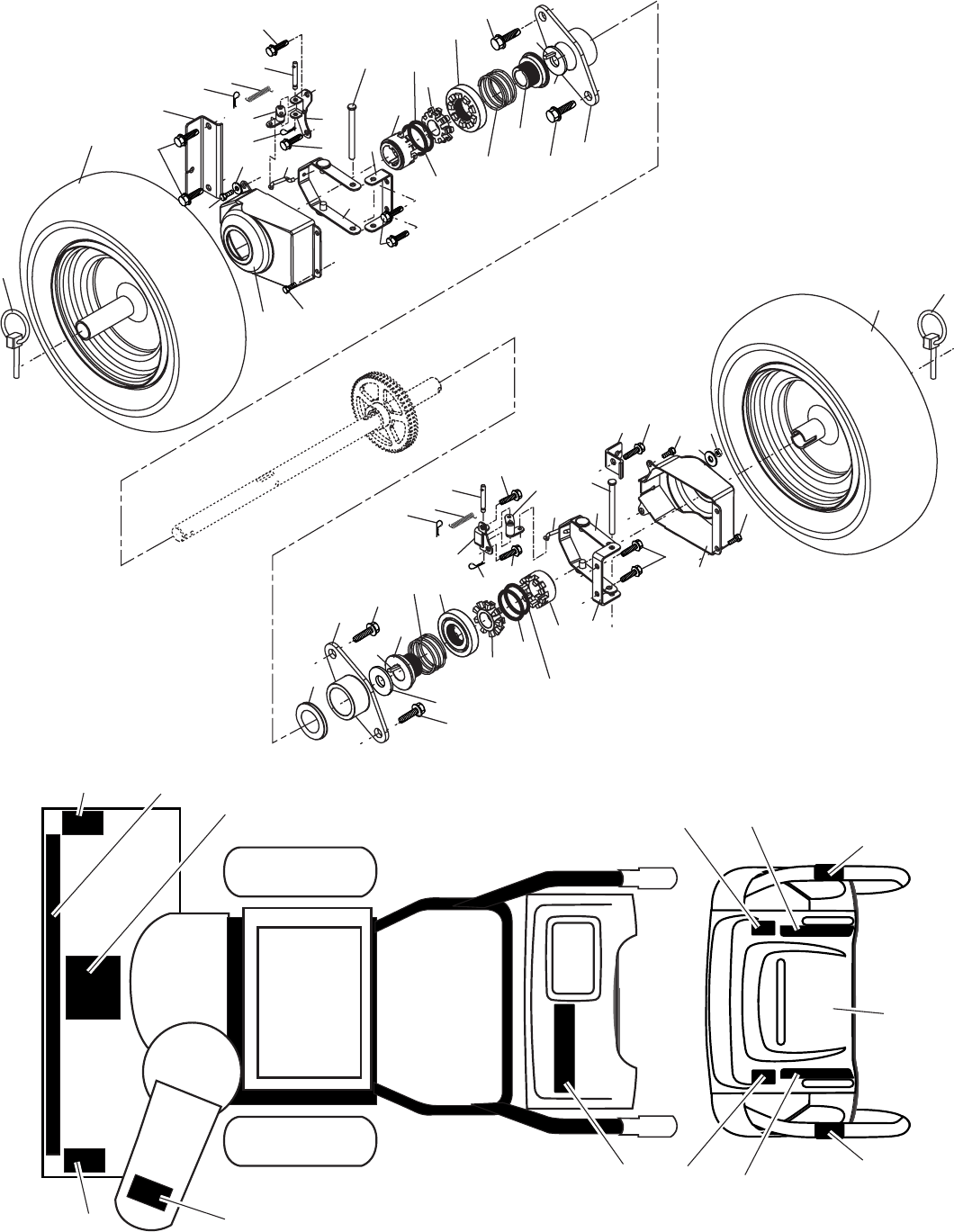 Page 30 of Poulan Snow Blower 183615 User Guide