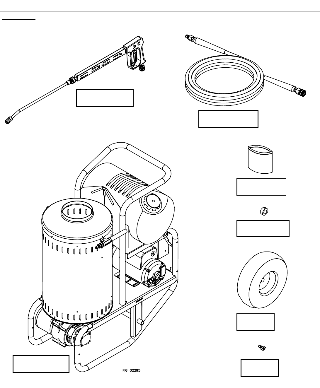Page 6 of North Star Pressure Washer M157305G User Guide