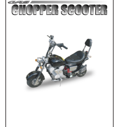 harley mini chopper 49cc scooter wiring diagram harley [ 792 x 1224 Pixel ]