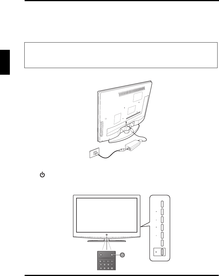 Page 25 of Westinghouse Flat Panel Television LD-3260 User