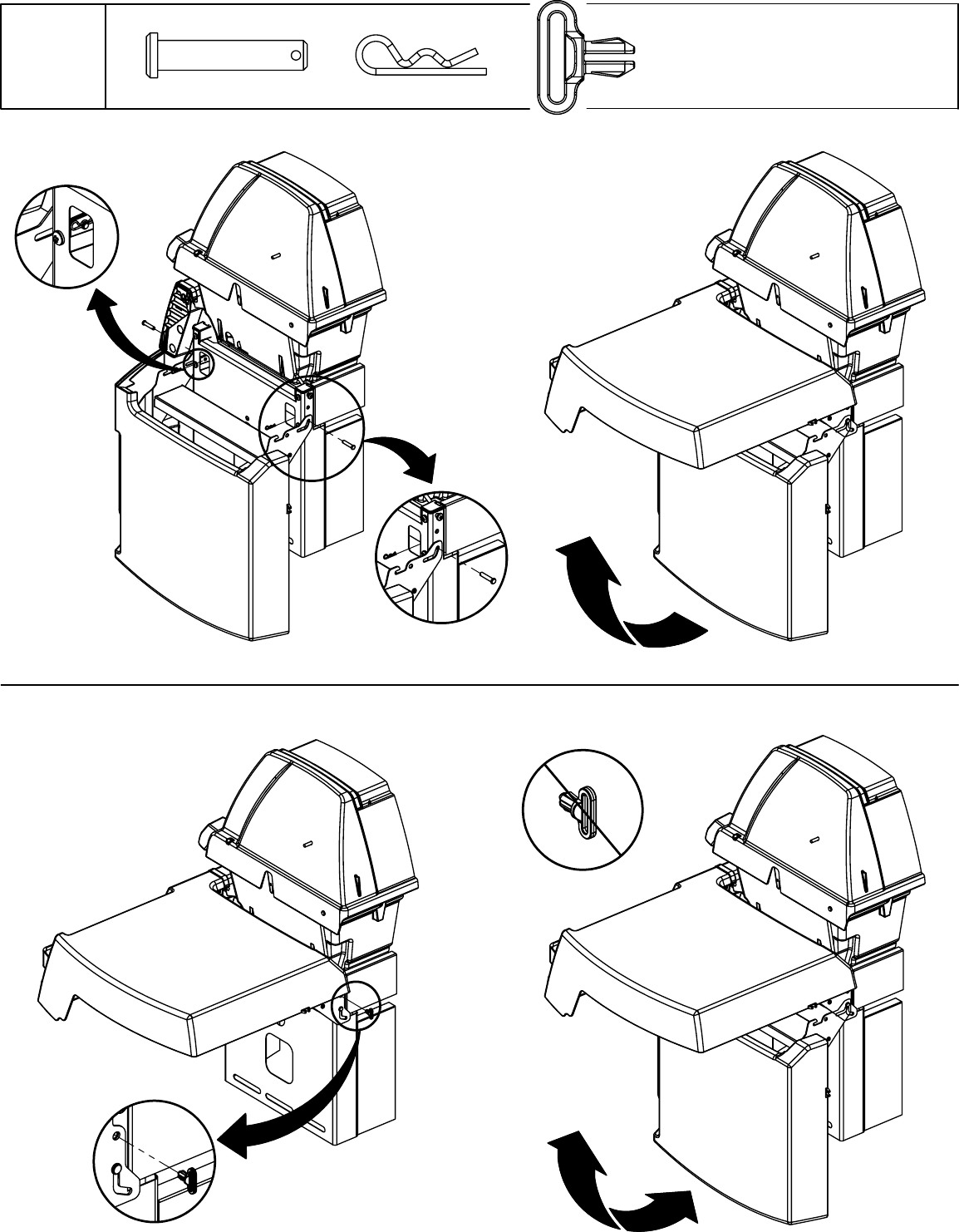 Page 7 of Broil-Mate Gas Grill 1159-97 User Guide