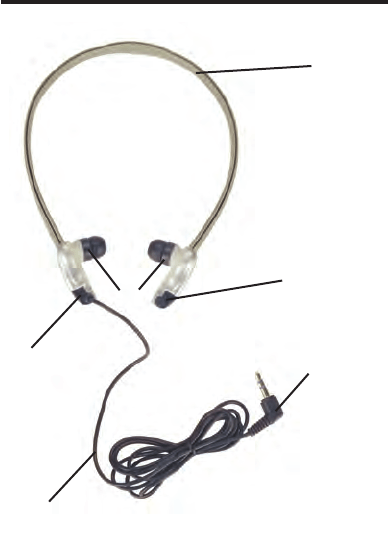 Page 2 of Silvercrest Headphones KH2349 User Guide