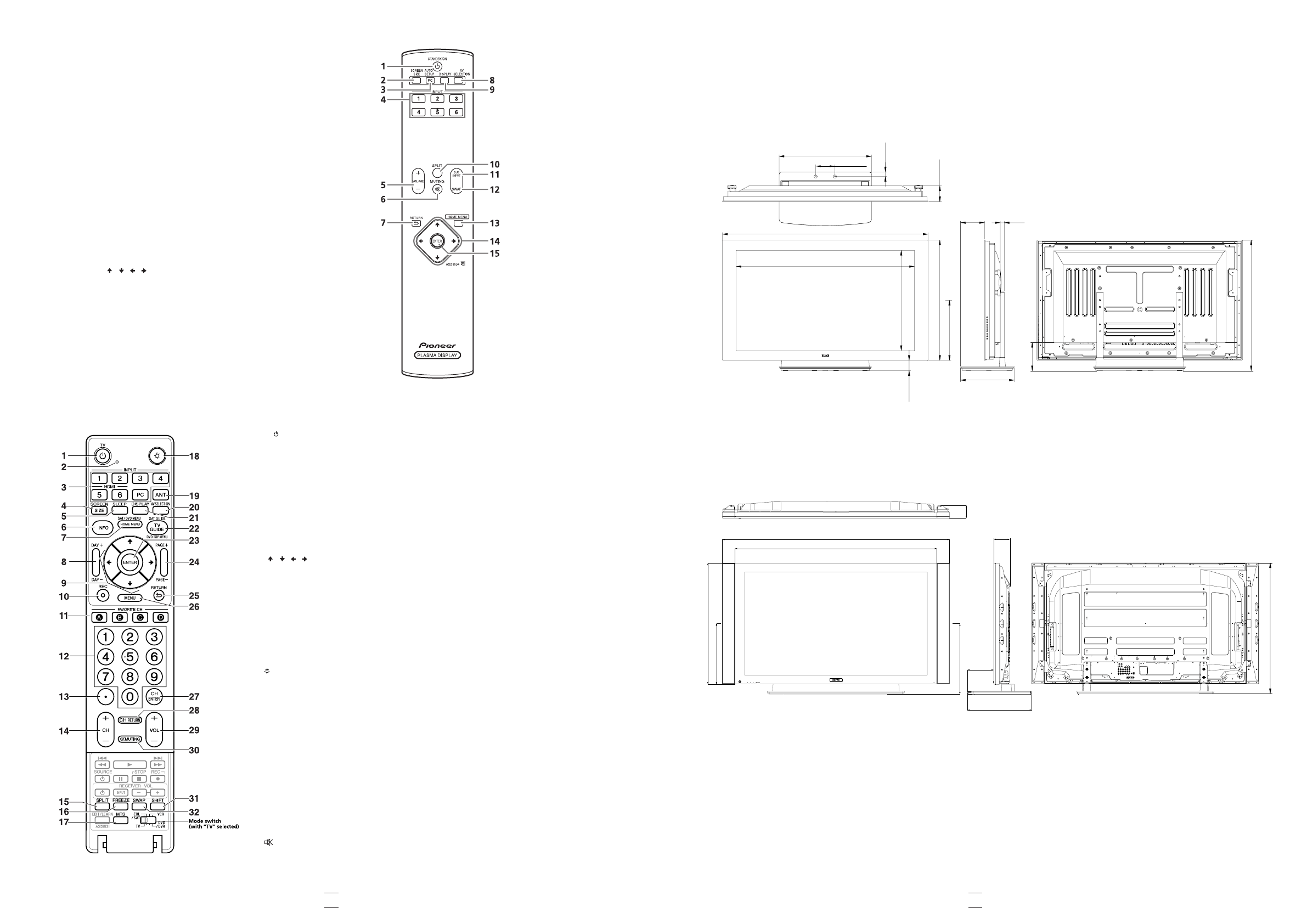 Page 8 of Pioneer Stereo System Stereo System User Guide