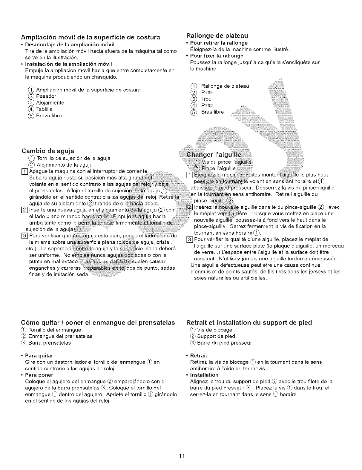 Page 23 of Kenmore Sewing Machine 15243 User Guide