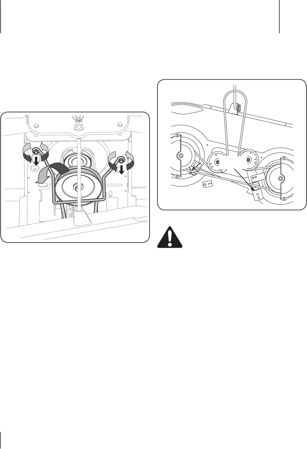 Page 24 of Cub Cadet Lawn Mower LTX1046 User Guide