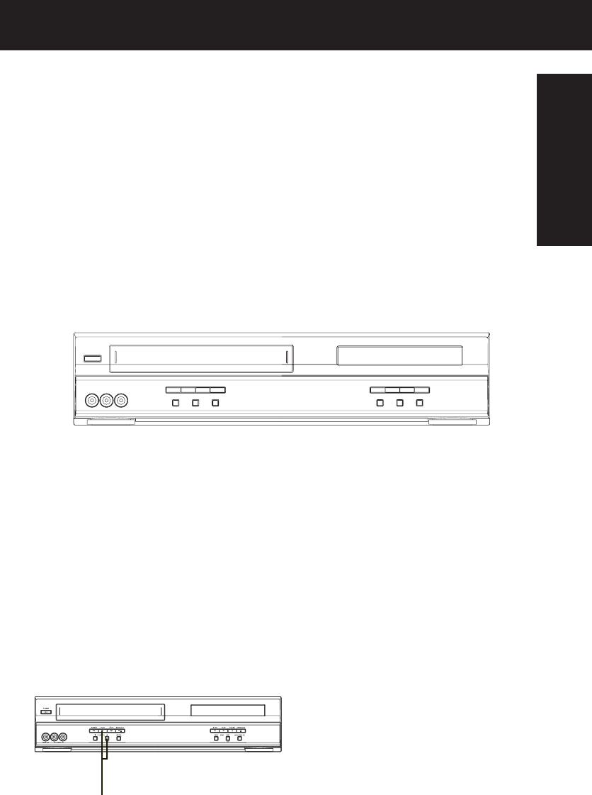 Page 9 of Panasonic DVD VCR Combo PV-D4733S User Guide
