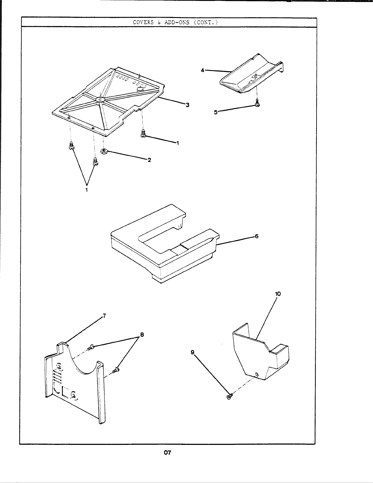 Page 9 of Singer Sewing Machine 5810 User Guide