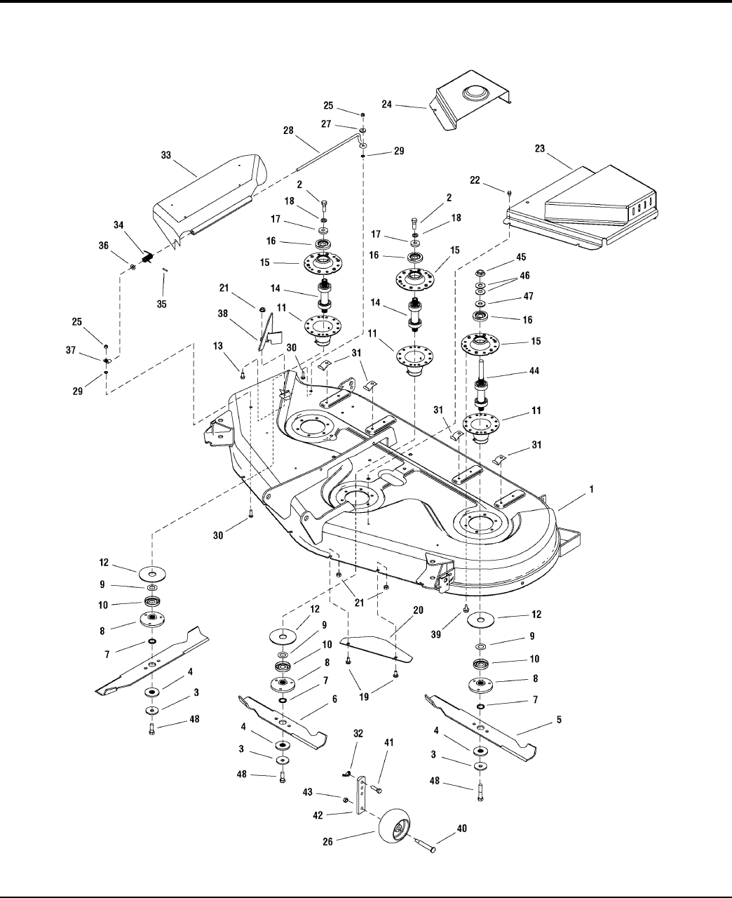 Page 62 of Simplicity Lawn Mower 2690680 User Guide