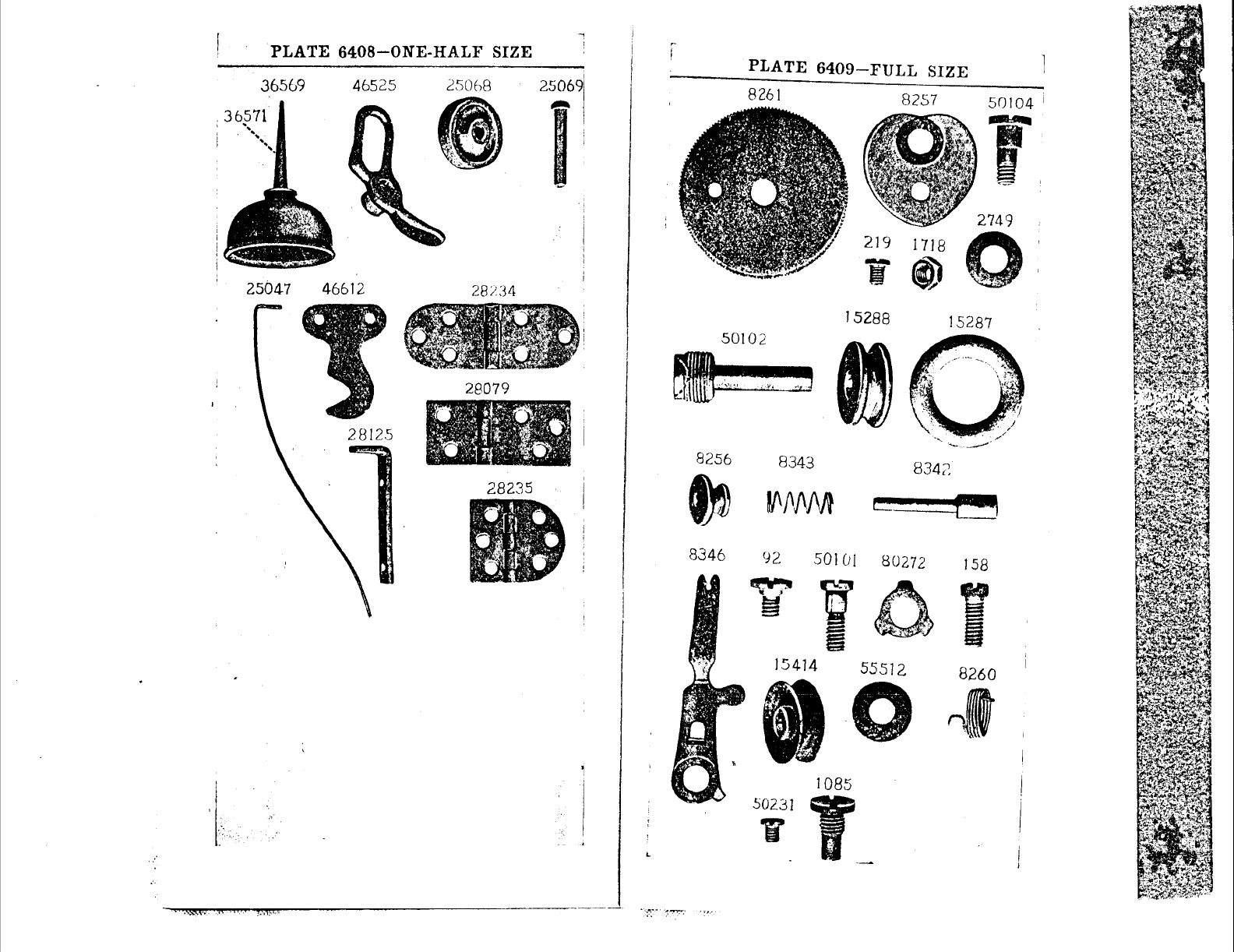Page 53 of Singer Sewing Machine 128-4 User Guide