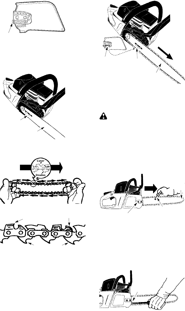 Page 7 of McCulloch Chainsaw 115377027 User Guide