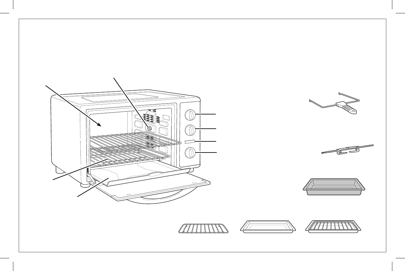 Page 19 of Hamilton Beach Convection Oven 31104 User Guide