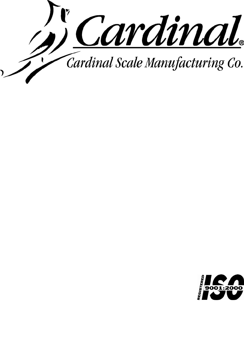 Cardinal Industries Fitness Equipment 225 User Guide