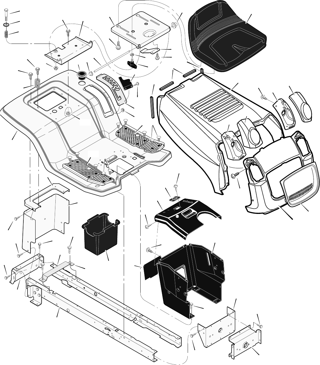 Page 38 of Murray Lawn Mower 465609x24A User Guide