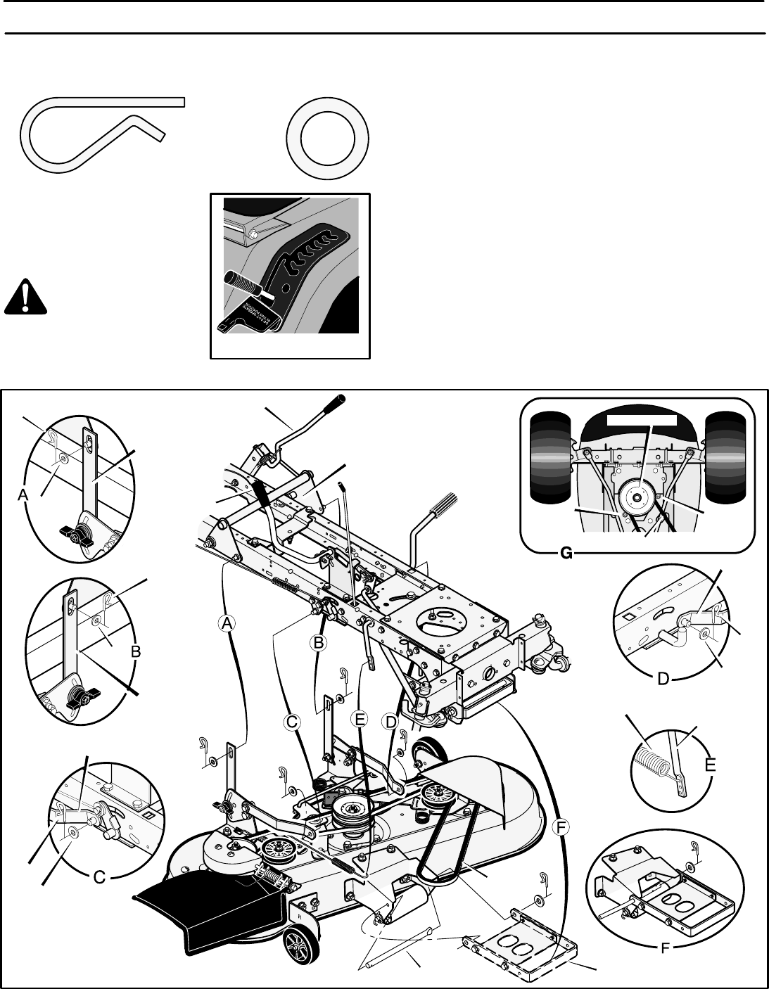 Page 12 of Murray Lawn Mower 465609x24A User Guide