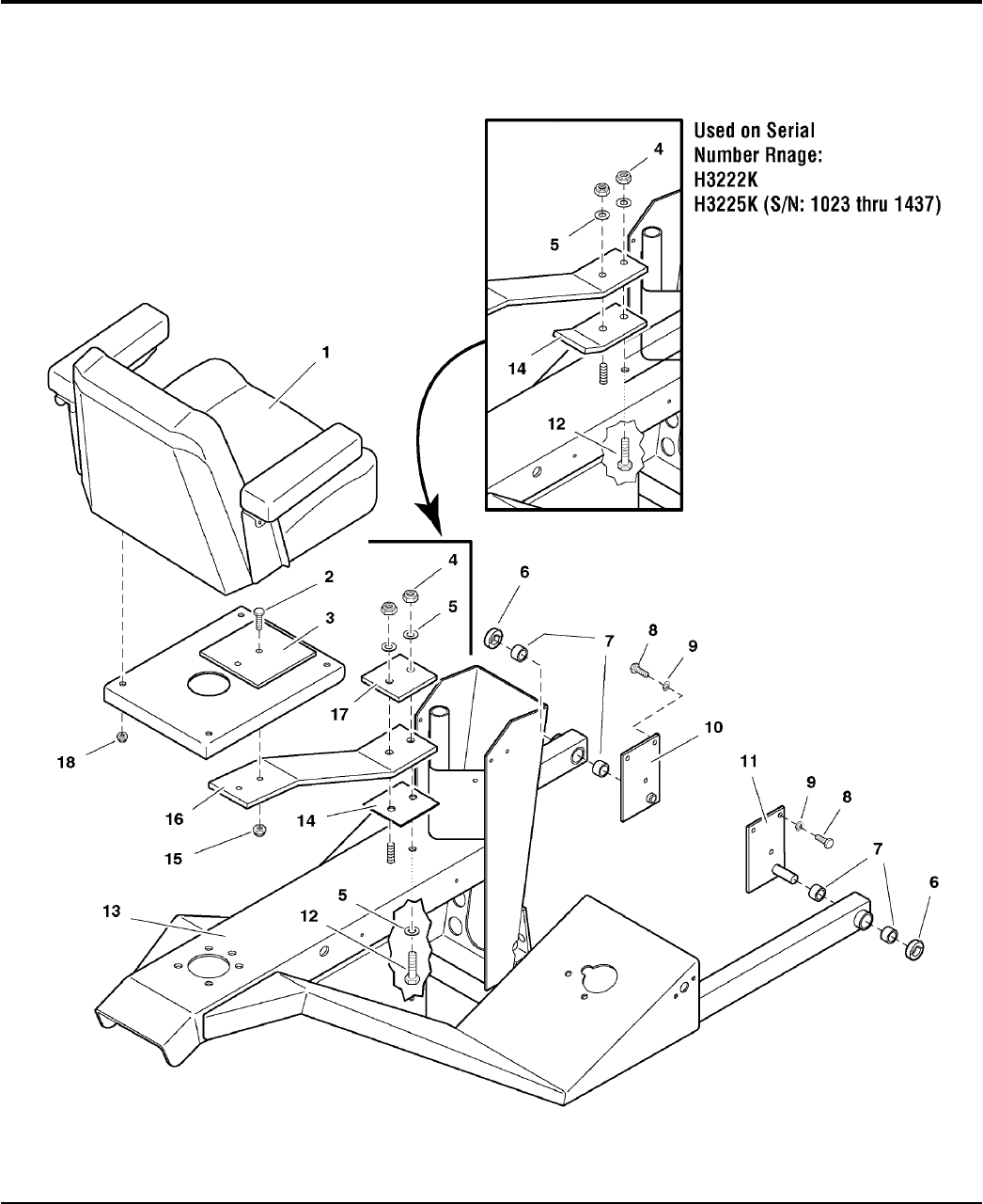 Page 6 of Ferris Industries Lawn Mower 5901035 User Guide