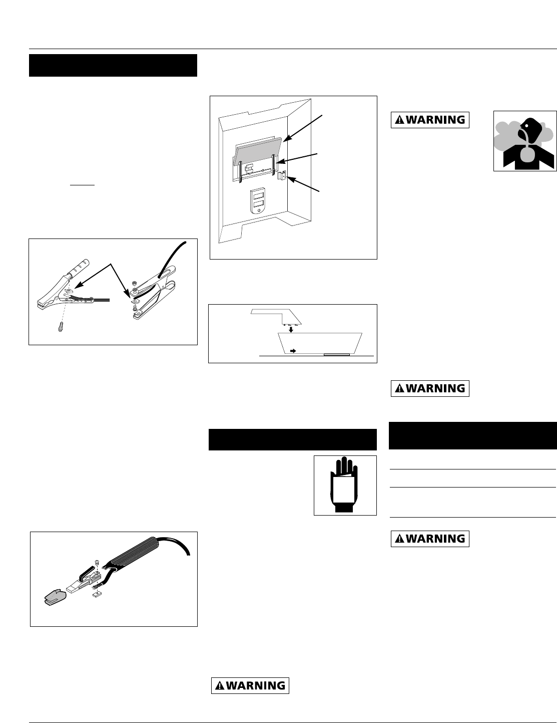Page 4 of Campbell Hausfeld Welder WS0950 User Guide