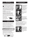 Page 2 of Oreck Carpet Cleaner XLS465 User Guide
