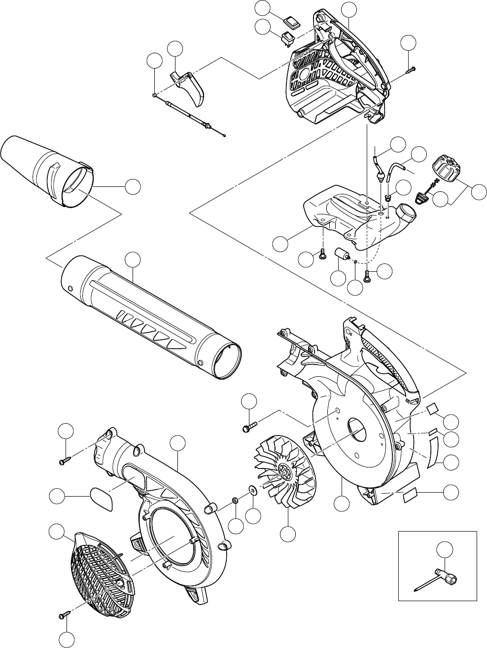 Page 2 of Hitachi Blower RB 24EAP User Guide
