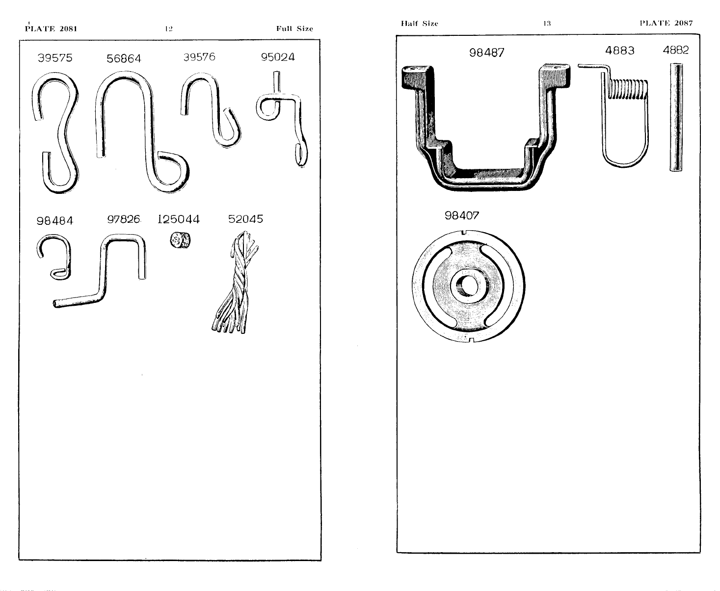 Page 7 of Singer Sewing Machine 133K12 User Guide