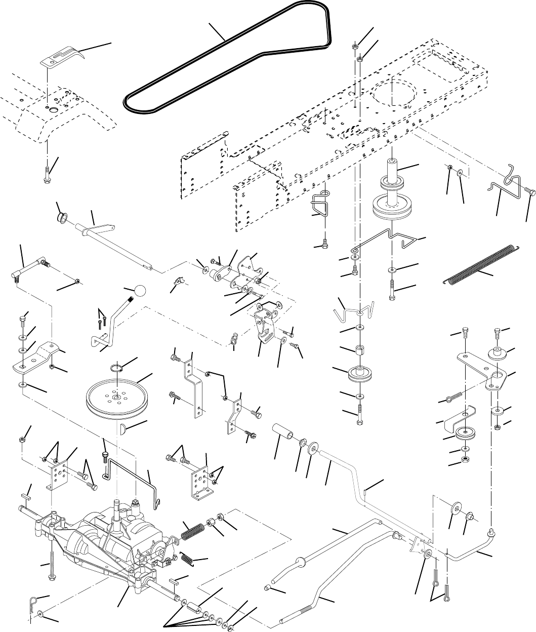 Page 32 of Poulan Lawn Mower 173282 User Guide