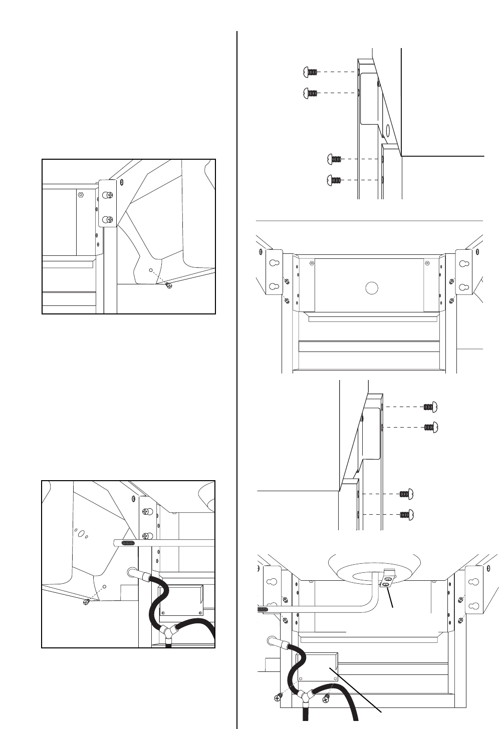 Page 28 of Brinkmann Gas Grill 8300 User Guide