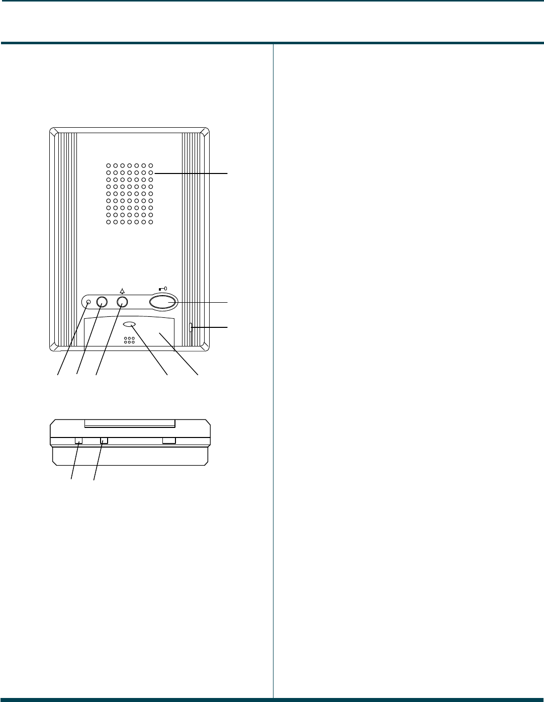 Page 2 of Aiphone Intercom System GH-1AD User Guide