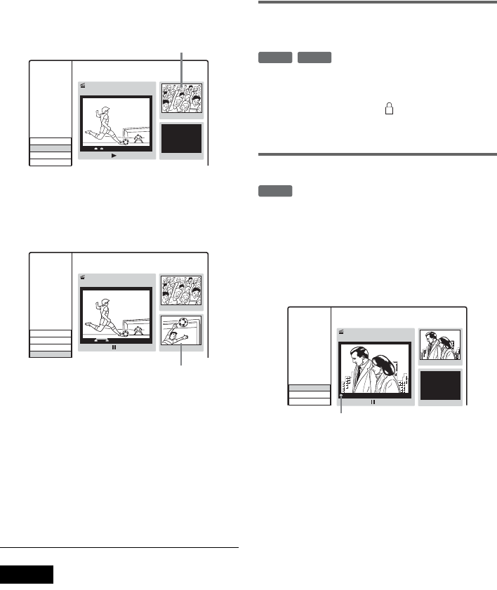 Page 62 of Sony DVD Recorder RDR-GX210 User Guide