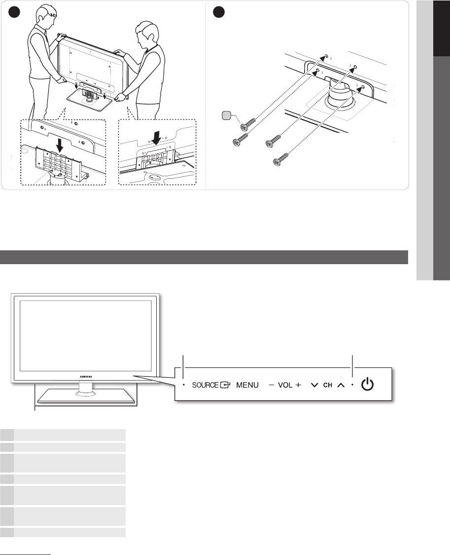 Page 5 of Samsung Flat Panel Television LN40C630 User
