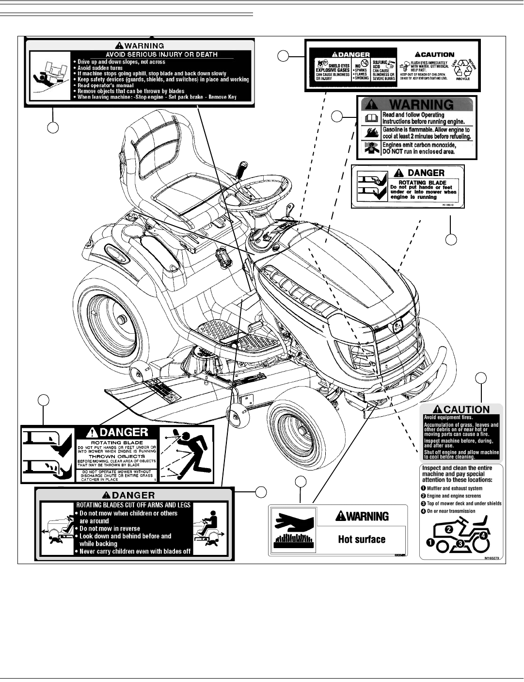 Page 4 of John Deere Products & Services Lawn Mower
