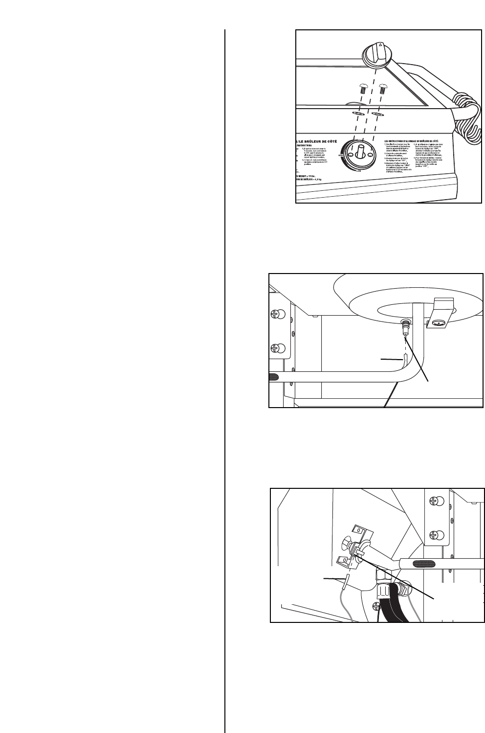 Page 30 of Brinkmann Gas Grill Madison User Guide
