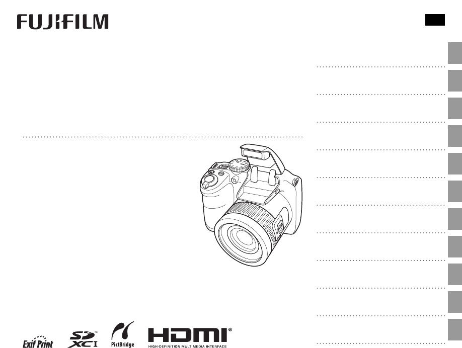 FujiFilm Digital Camera 16303337 User Guide