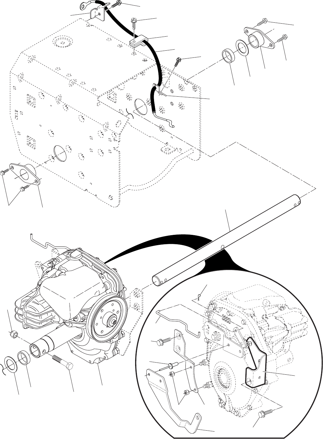 Page 26 of Husqvarna Snow Blower 1330SBEXP User Guide