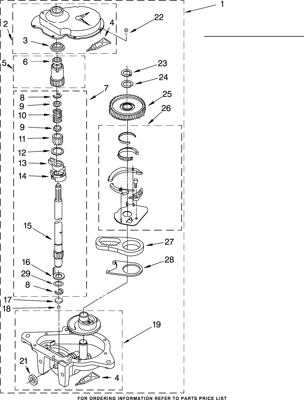 Page 13 of Whirlpool Washer LSQ9264HQ0 User Guide