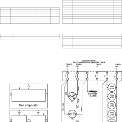 Heatcraft Freezer Wiring Diagram 2003 Mitsubishi Eclipse Infinity Sound System 5709l 20 Images