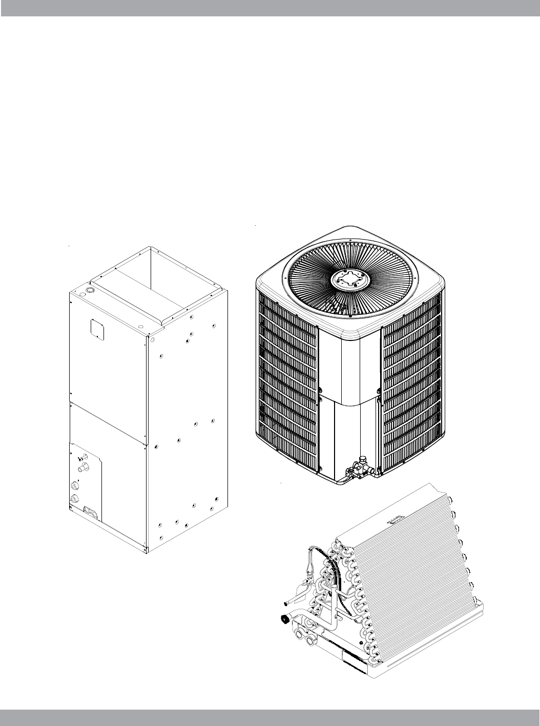 Goodman Mfg Air Conditioner RT6100004R13 User Guide