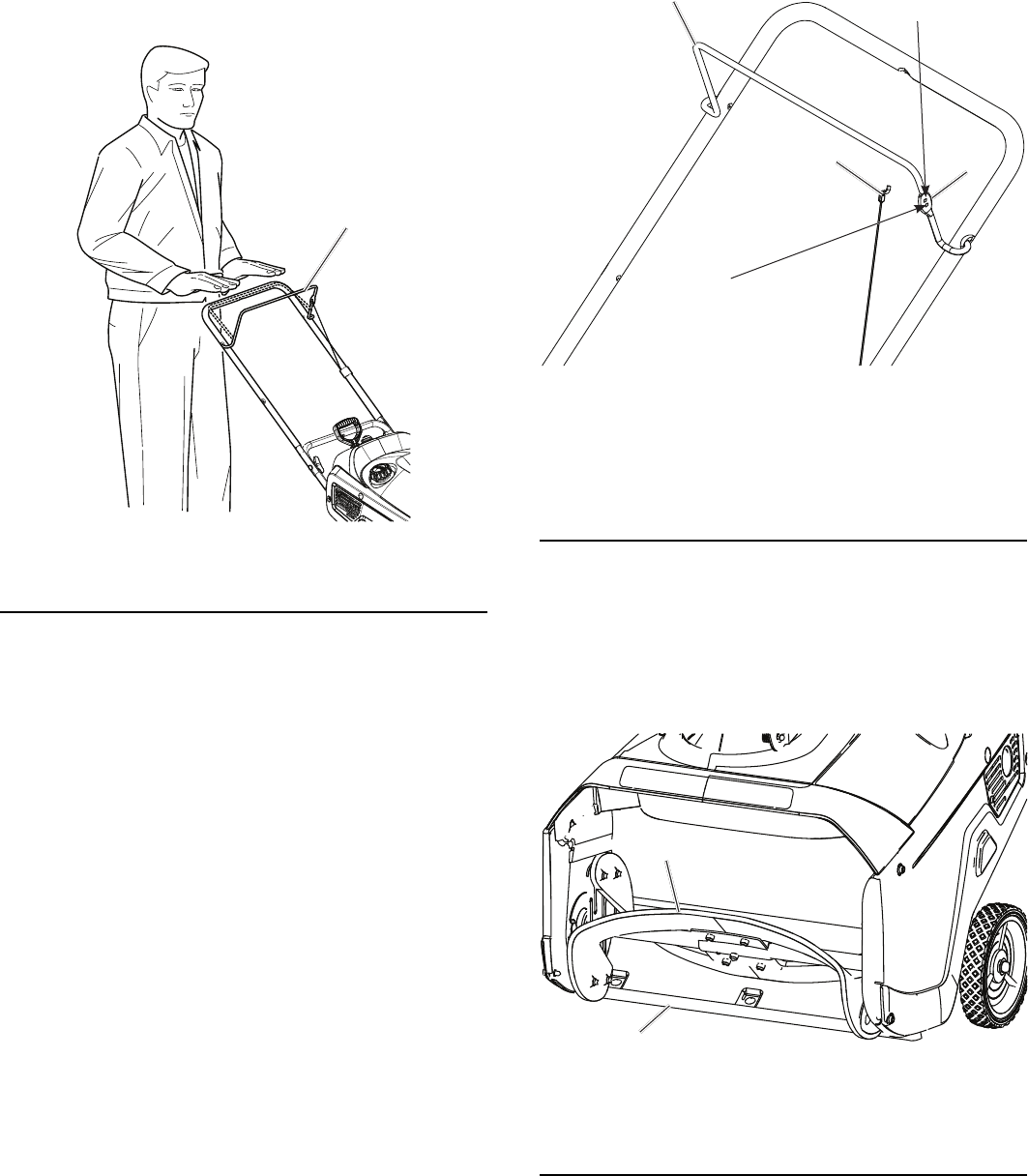 Page 12 of Poulan Snow Blower PR521 User Guide