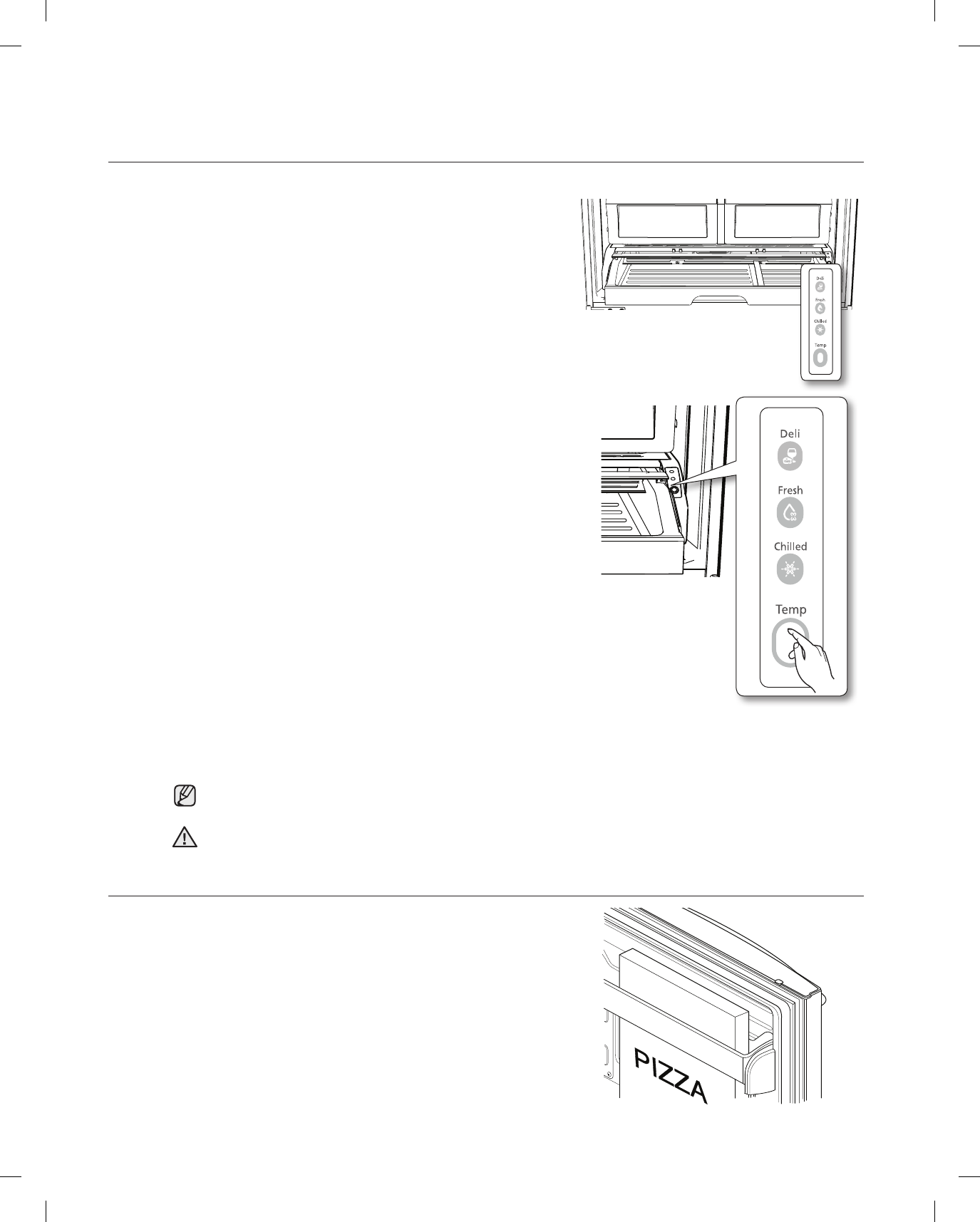 Page 62 of Samsung Refrigerator RF263 User Guide