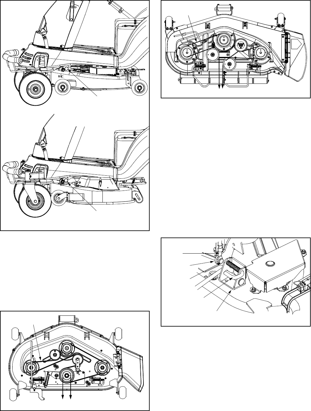 Page 20 of White Outdoor Lawn Mower ZT-1850, ZT-2150, ZT