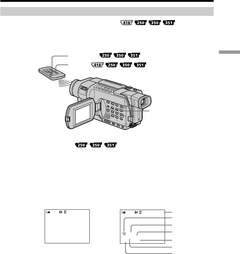 Page 47 of Sony Camcorder CCD-TRV118 User Guide