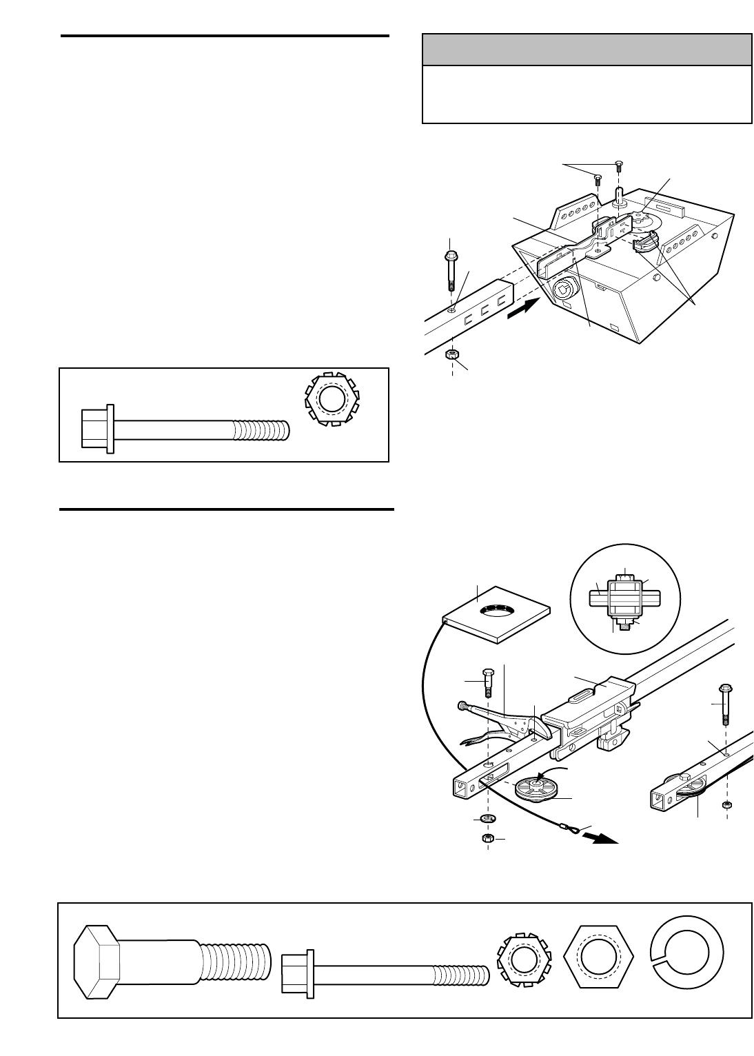 Page 47 of Sears Garage Door Opener 139.53970SRT User