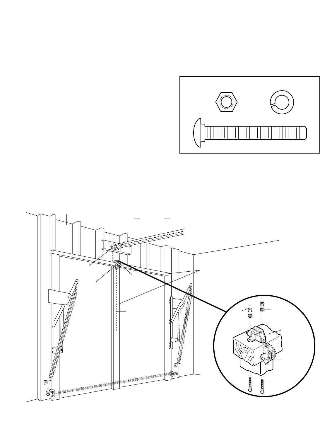 Page 63 of Sears Garage Door Opener 139.53970SRT User
