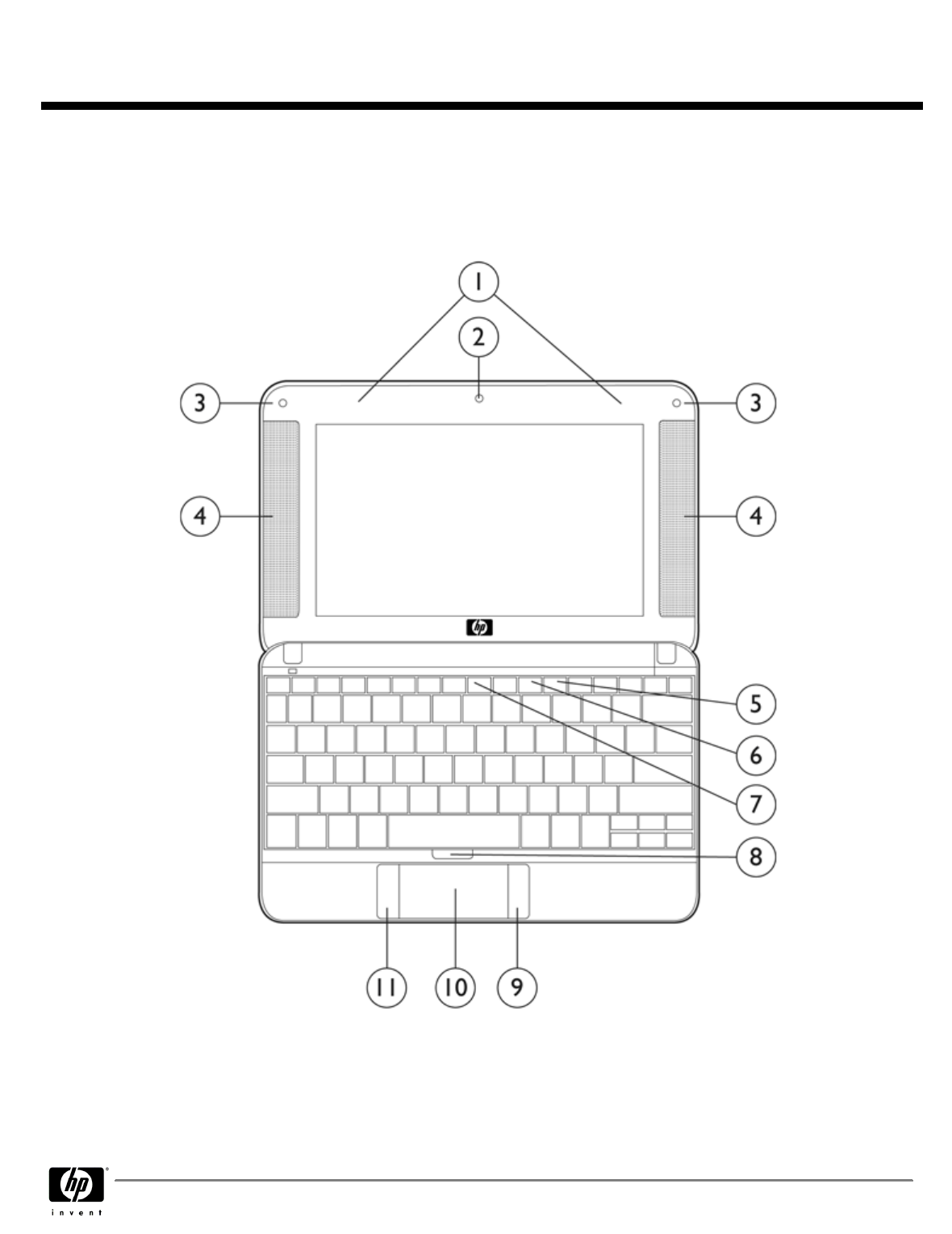 HP (Hewlett-Packard) Laptop 2133 User Guide