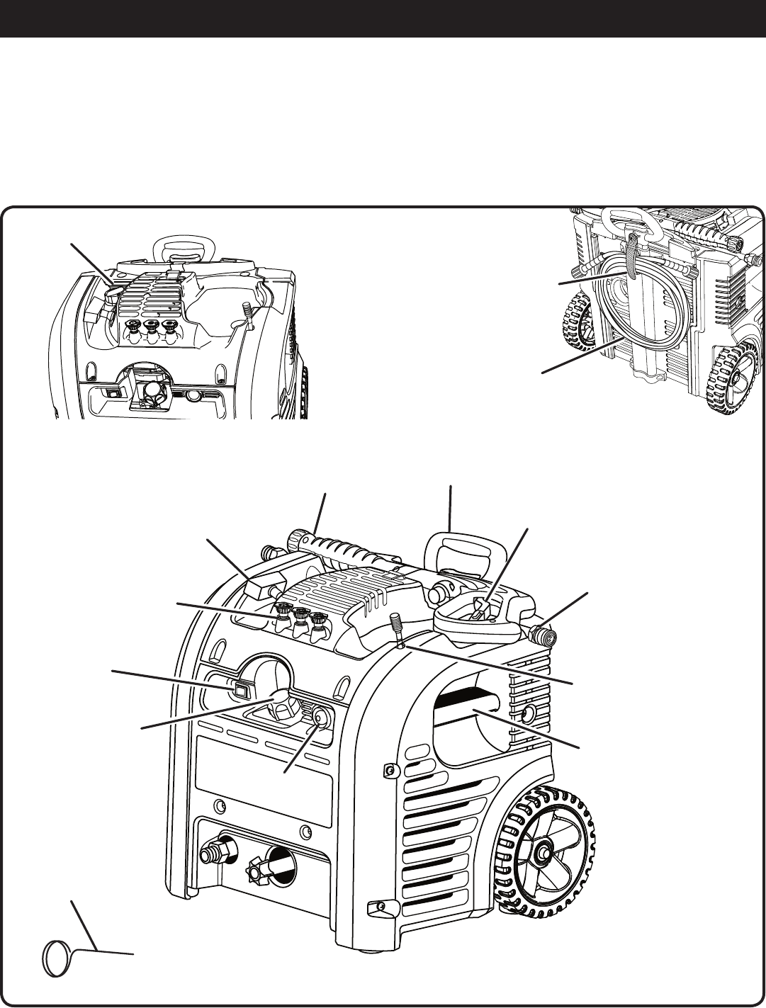 Page 7 of Husky Pressure Washer HU80522 User Guide