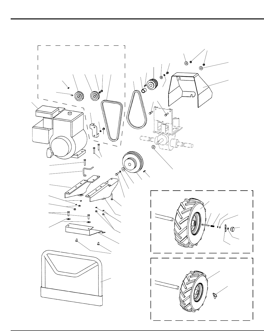 Page 8 of Simplicity Tiller 516RT User Guide