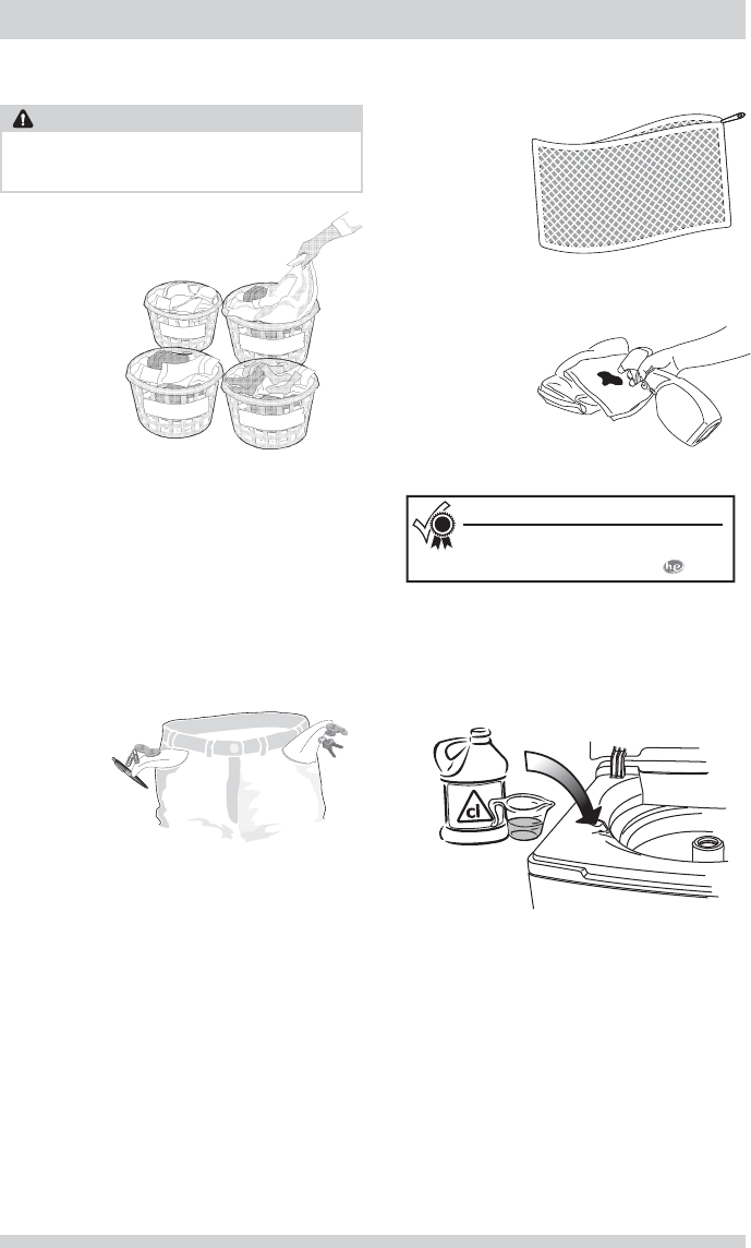 Page 5 of Frigidaire Washer FFTW1001PW User Guide
