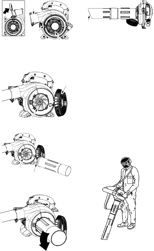 Page 6 of Weed Eater Blower 115351027 User Guide