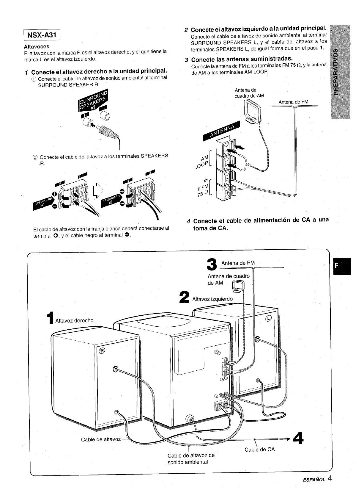 Page 29 of Aiwa Stereo System CX-NA31 User Guide