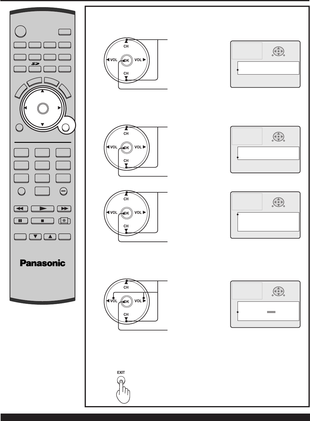 Page 48 of Panasonic Projection Television PT-60LC14 User