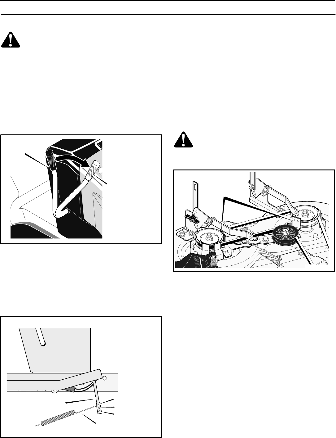 Page 23 of Murray Lawn Mower 425620x92B User Guide